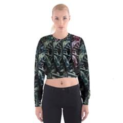 Wild child Women s Cropped Sweatshirt