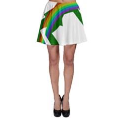 St. Patricks Skater Skirt