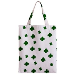 St. Patrick s clover pattern Classic Tote Bag