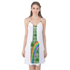 St. Patricks day - Bottle Camis Nightgown