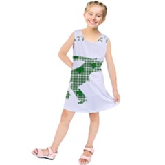 St. Patrick s day Kids  Tunic Dress