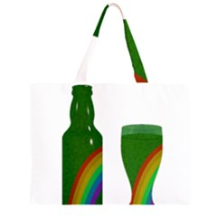 St. Patrick s day Large Tote Bag