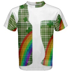 St. Patrick s day Men s Cotton Tee