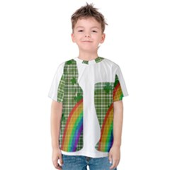 St. Patrick s day Kids  Cotton Tee