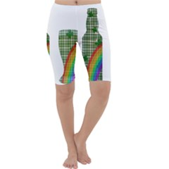 St. Patrick s day Cropped Leggings
