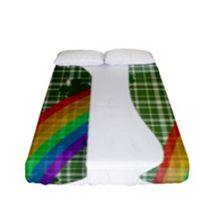 St. Patrick s day Fitted Sheet (Full/ Double Size)
