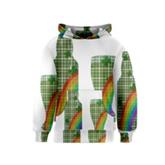 St. Patrick s day Kids  Pullover Hoodie