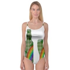 St. Patrick s day Camisole Leotard