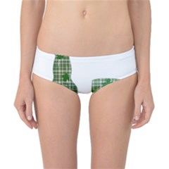 St. Patrick s day Classic Bikini Bottoms