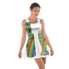 St. Patrick s day Cotton Racerback Dress