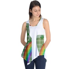 St. Patrick s day Sleeveless Tunic