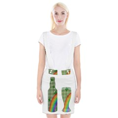 St. Patrick s day Suspender Skirt