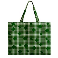St. Patrick s day pattern Mini Tote Bag