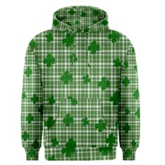 St. Patrick s day pattern Men s Pullover Hoodie