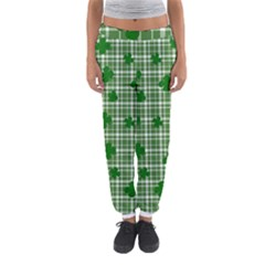St. Patrick s day pattern Women s Jogger Sweatpants