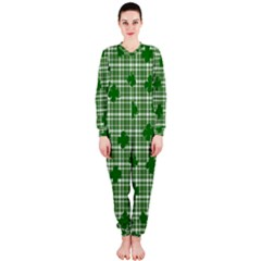 St. Patrick s day pattern OnePiece Jumpsuit (Ladies)