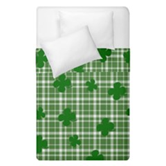 St. Patrick s day pattern Duvet Cover Double Side (Single Size)