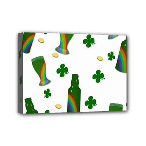 St. Patricks day  Mini Canvas 7  x 5