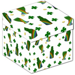 St. Patricks day  Storage Stool 12