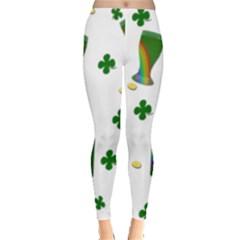 St. Patricks day  Leggings