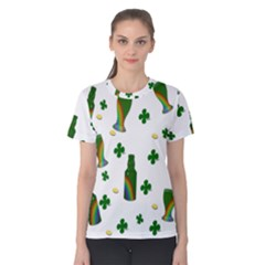 St. Patricks day  Women s Cotton Tee