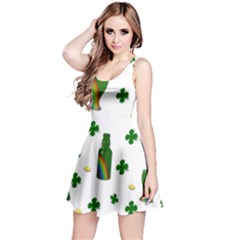 St. Patricks day  Reversible Sleeveless Dress