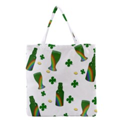 St. Patricks day  Grocery Tote Bag