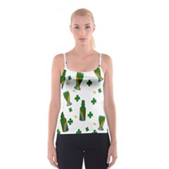 St. Patricks day  Spaghetti Strap Top
