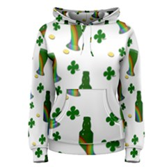 St. Patricks day  Women s Pullover Hoodie