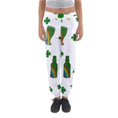 St. Patricks day  Women s Jogger Sweatpants
