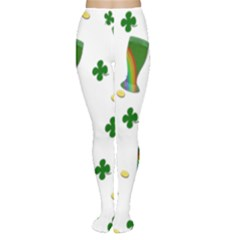 St. Patricks day  Women s Tights