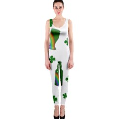 St. Patricks day  OnePiece Catsuit