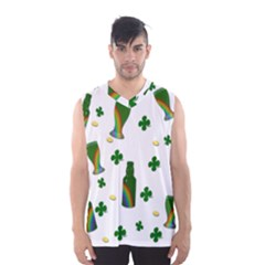 St. Patricks day  Men s Basketball Tank Top