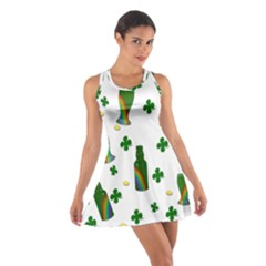 St. Patricks day  Cotton Racerback Dress