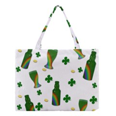 St. Patricks day  Medium Tote Bag
