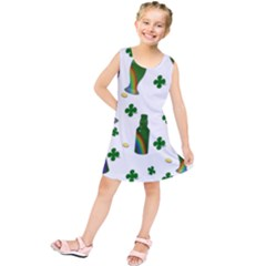 St. Patricks day  Kids  Tunic Dress