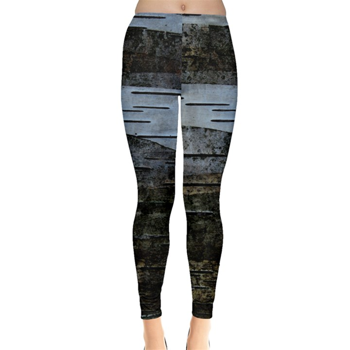 Wisteria Tree Bark Leggings