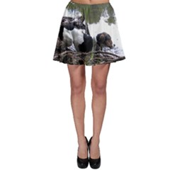 Treeing Walker Coonhound In Water Skater Skirt