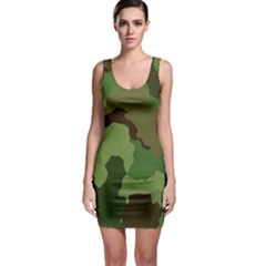 A Completely Seamless Tile Able Background Design Pattern Sleeveless Bodycon Dress