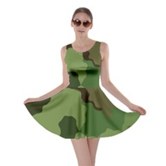 A Completely Seamless Tile Able Background Design Pattern Skater Dress