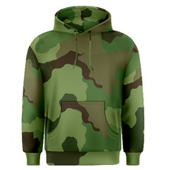A Completely Seamless Tile Able Background Design Pattern Men s Pullover Hoodie