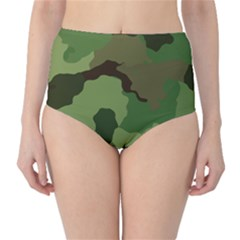 A Completely Seamless Tile Able Background Design Pattern High Waist Bikini Bottoms