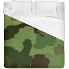 A Completely Seamless Tile Able Background Design Pattern Duvet Cover (king Size)