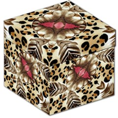 Animal Tissue And Flowers Storage Stool 12