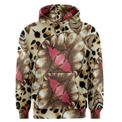 Animal Tissue And Flowers Men s Pullover Hoodie
