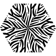 Seamless Zebra A Completely Zebra Skin Background Pattern Mini Folding Umbrellas