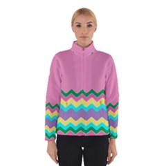 Easter Chevron Pattern Stripes Winterwear
