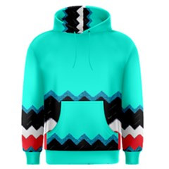 Pattern Digital Painting Lines Art Men s Pullover Hoodie