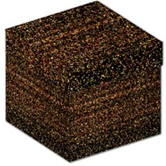 Colorful And Glowing Pixelated Pattern Storage Stool 12