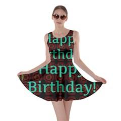 Happy Birthday To You! Skater Dress